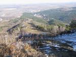 Алтай 2010г. курортная зона Белокуриха. Поход на гору. Церковка.