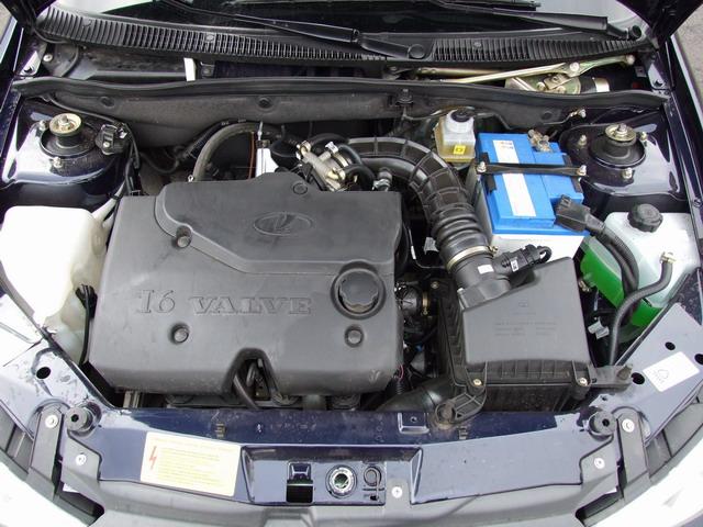 Фото 'Двигатель Лада Калина 1,4' из Фотогалереи Лада Калина (Lada Kalina) Клуба.