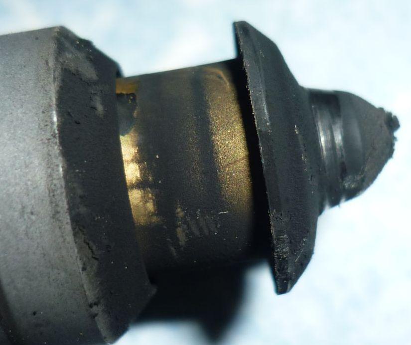 Фото №8 - ВАЗ 2110 промывка дросселя