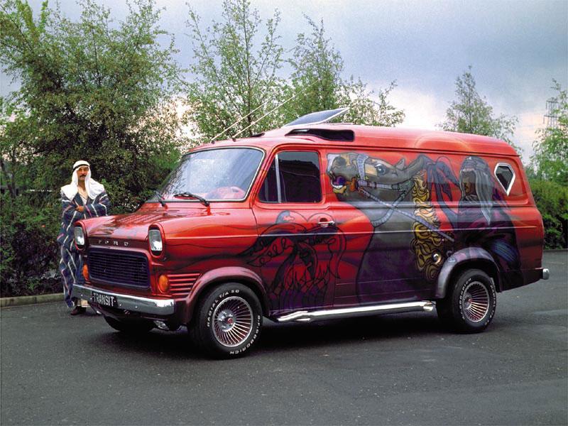 Форд транзит 1997 технические характеристики пассажирский